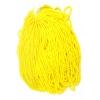 Seedbead Opaque Lemon Yellow 8/0 Strung